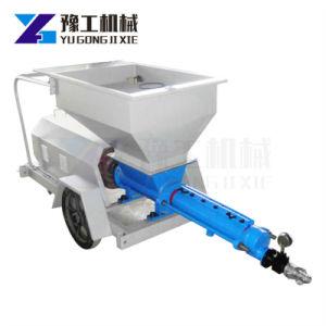 220V/380V de mortero de cemento Tipo Tornillo bomba de pulverización de la máquina para pared