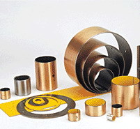 Marginal-Lubrication Oilless Rodamiento deslizante (WZB-2)