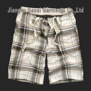 Bicchierini dei jeans di Men&acutes