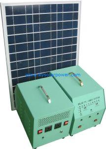 Мини-солнечной электростанции (KY-SPS30W-S04B)