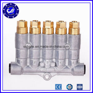 Separador de aceite de la válvula para el Sistema de lubricación centralizada