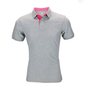 golf 짧은 소매 상표 숙녀의 폴로 셔츠
