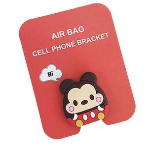 Soporte de teléfono celular de bolsa de aire Soporte de expansión de teléfono de tubo Soporte para dedos