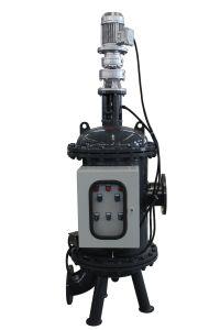 De automatische Filter van het Water van de Patroon van het Roestvrij staal van de Terugslag Zelfreinigende