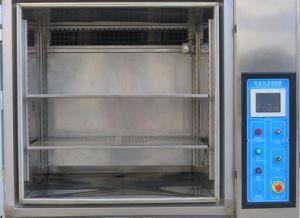 IEC60065倒れかけたバレルのテスターのLCDが付いている気候上の循環の温度および湿気テスト区域