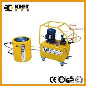 Bomba hidráulica de alta presión Eelctric