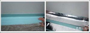 地下ダクトテープを、Butylテープ包む、ポリエチレンのPEのさび止めの管の覆いテープ粘弾性があるボディ管の覆いの粘着テープ