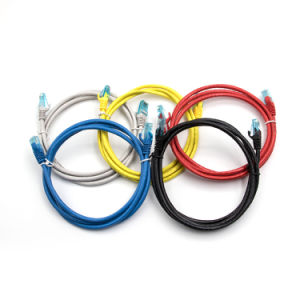 UTP CAT6 7*0,2 mm de cable de conexi n pasar Fluke 3m