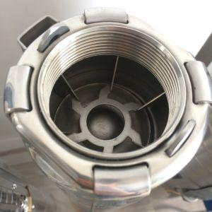 1HP 750W Submersible Pompe à eau solaires, de la pompe de puits profond