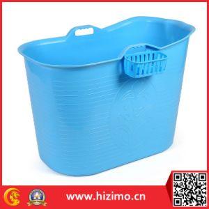 Lo SGS prova PP5 passato vasca da bagno portatile di plastica ad ...