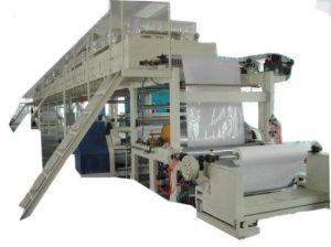 Macchina di rivestimento di carta dell'ncr, macchina Two-Side di fabbricazione di carta dell'ncr
