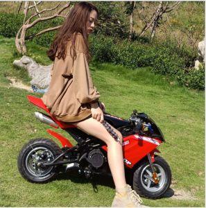 Alta velocidade de vendas populares 49cc moto /children bicicletas a motor