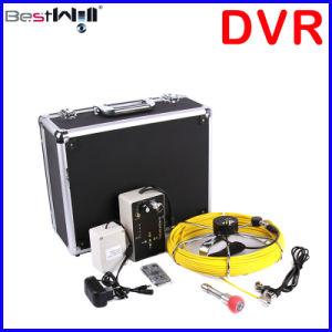 7'' de la pantalla digital DVR-Tubo de drenaje y alcantarillado de la chimenea/Cámara de inspección vídeo 7D1