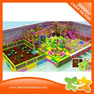 Apparatuur van de Speelplaats van het Thema van het strand de Goedkope Binnen voor Jonge geitjes