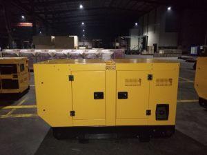 60Hz de geluiddichte Diesel van de Waterkoeling Reeksen van de Generator