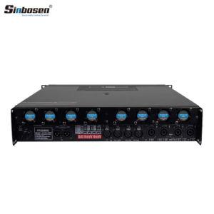 Caisson de basses Sinbosen son 4 canaux audio professionnel tube amplificateur de puissance PC22000q haute