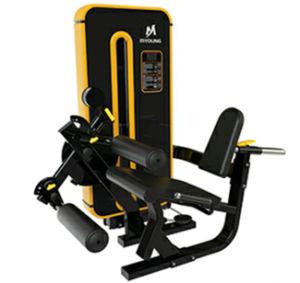 Sentado a extensão da perna de força Fitness Máquina / Body Building Sports Equipamentos de Ginástica Fitness