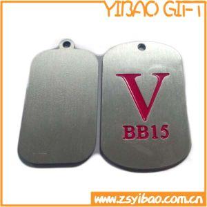 ロゴのKeychainのカスタムハート形のギフト(YB-HD-87)