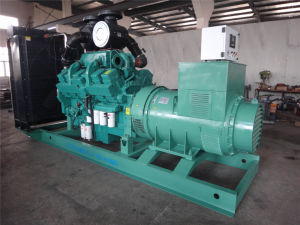 Stille Diesel Genset 10kVA-295kVA met de Motor van Cummins