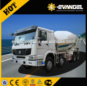 De Vrachtwagen van de Concrete Mixer van de Speculant van Sinotruk HOWO 6X4 10 12m3