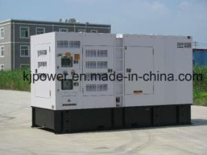 Звукоизолирующие дизельного двигателя Cummins генераторная установка с ISO и Ce (25квт-250Ква)