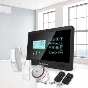 APP制御Yl007m2eを用いる無線ホームGSMの機密保護アラーム侵入者システム3年の保証の