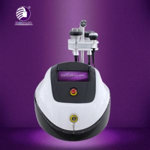 체중 감소를 위한 기계를 체중을 줄이는 초음파 공동현상 RF 바디