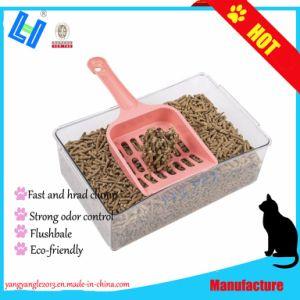 ペット供給: ストリップの形、臭気制御草猫の砂のくず