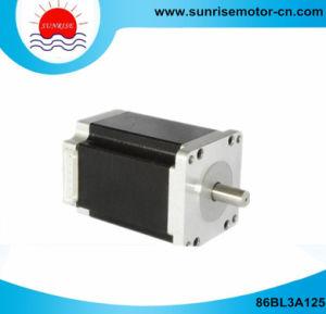 NEMA34 86bl3a125 Motor DC, Motor eléctrico motor dc sin escobillas del motor de Sunrise