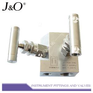 Collettori ad alta integrazione della valvola dello strumento dell'acciaio inossidabile