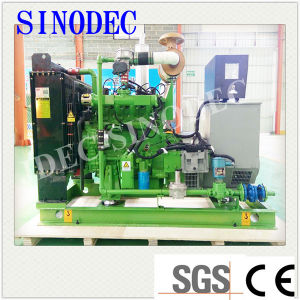 Vendas quente 1000kw Syngas com Conjunto de Gerador Aprovado pela CE