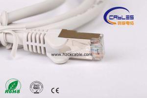 UTP/FTP/SFTP Cat5e/Cat6 Cable de conexi n con RoHS denuncia