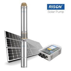 最大330feet上昇のための3inches DCの浸水許容の太陽ポンプ
