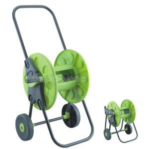 1/2の (13mm)ガーデン・ホースのWheel/45m (150FT)の携帯用ホースのカート