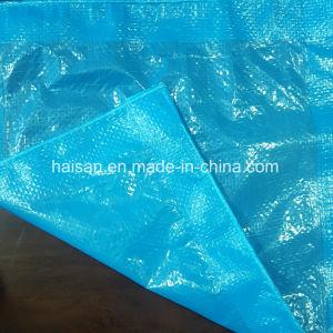 Azzurro che si accampa all'aperto tela incatramata del PE del negozio del garage