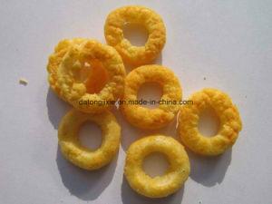 Hot vendant des collations de bouffée de maïs de l'extrudeuse Prix de la machine de production