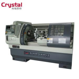 정밀도 수평한 CNC 선반 공장 (CK6140B)