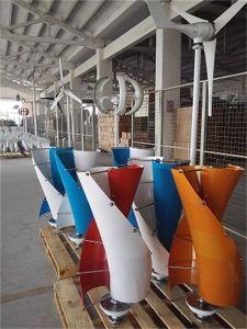 Vendita calda! generatore verticale a bassa velocità 100W-500W di Tubine del vento della turbina di vento di asse 200W