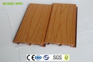 Bekleding van de Muur van de co-extrusie de Houten en Plastic Samengestelde met SGS van ISO