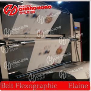 Sacos de tecido PP 6 cores de impressão flexográfica