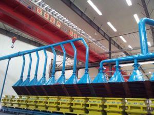 Collettore di polveri di vortice di alta efficienza