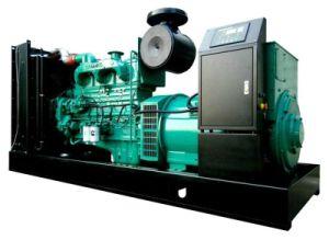 der Reserveleistungs-700kVA Kinetik-Energie Cummins-Dieseldes generator-560kw