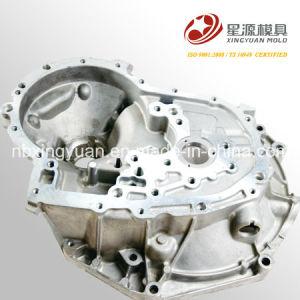 La tecnología Sophisiticated chino de automóviles de aluminio de calidad fiables mueren Casting-Clutch vivienda