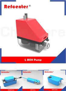 La L digita la mini pompa ad acqua condensata dell'angolo della pompa di scolo per aria Conditionor