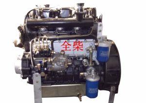 Un motore diesel dei 4 cilindri