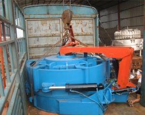 Здание для регулировки ширины колеи машина/давление в шинах Retreading механизма