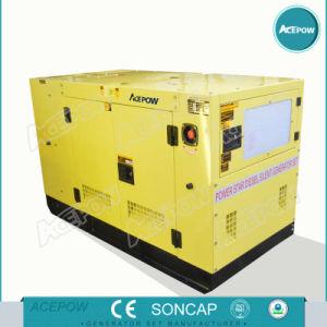 Dieselgenerator 25kVA mit Druckluftanlasser-Fabrik-Preis