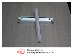 Tecto Jinerwo T-barra em T no sulco de Grade