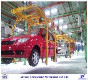 Automatisches Förderanlagen-Montage-System für Auto