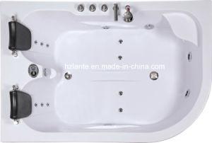 Bañera de masaje barata de doble persona con RoHS aprobado (TLP-631)